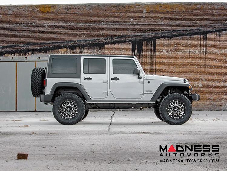 Jeep Jk Lift >> Jeep Wrangler Jk Unlimited Suspension Lift Kit 4 Lift